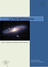 La Vita dell'Universo - Moltimisteri