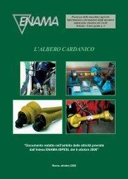 L'ALBERO CARDANICO - Safetynet
