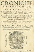 Croniche et antichità di Calabria : conforme all'ordine de'testi greco ... - Page 5