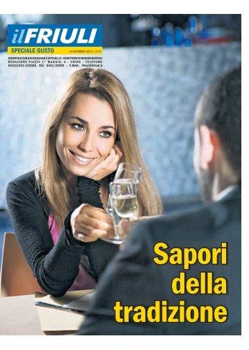 Scarica gratuitamente la pubblicazione (18 Mb). - Il Friuli