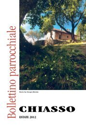 ESTATE 2012 - Parrocchia San Vitale Chiasso