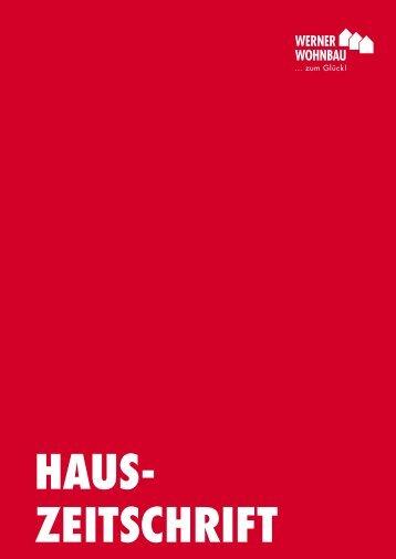 Haus - Werner Wohnbau