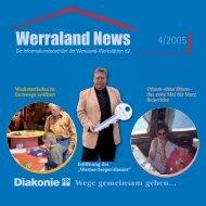 Werraland News - bei Werraland Werkstätten eV
