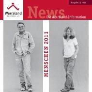 Download News 02/2011 - bei Werraland Werkstätten eV