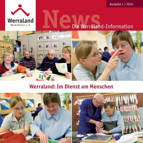 Download News 04/2010 - bei Werraland Werkstätten eV