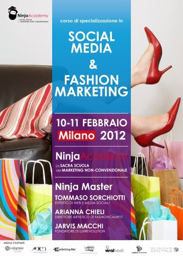 social media & fashion marketing - Associazione Italiana Pubblicitari ...
