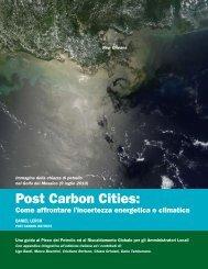 Post Carbon Cities: - Comuni Sostenibili