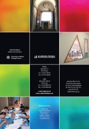 catalogo completo - Accademia Italiana
