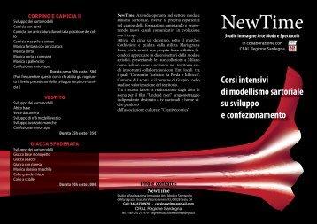 NewTime - CRAL Regione Sardegna