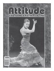 attitude, the dancers' magazine - Planet Tango
