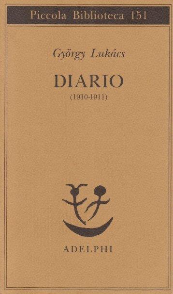 Diario 1910-11