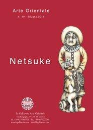 Netsuke - n. 19 - Giugno 2011 - La Galliavola - Arte Orientale