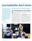 Journalistieke duo's lezen en schrijven met elkaar ... - Sylvia Verhulst - Page 2