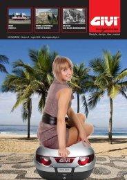 GIVI MAGAZINE - Numero 2 - Luglio 2009 - info.magazine@givi.it