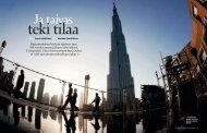 Lue juttu maailman korkeimmasta rakennuksesta (pdf; SK 28/2009)
