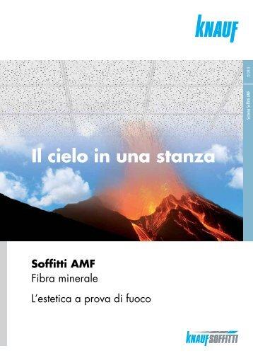 Depliant Soffitti AMF - Knauf