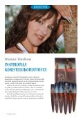 Syksyn upeimmat kynnet STEP BY STEP Hanna Vaskon kursseilla ... - Page 4