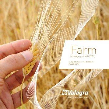 catalogo prodotti 2012 - Valagro