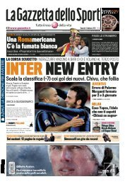 INTER NEW ENTRY