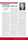 Periodico della Parrocchia San Bartolomeo Apostolo - Bornato ... - Page 4