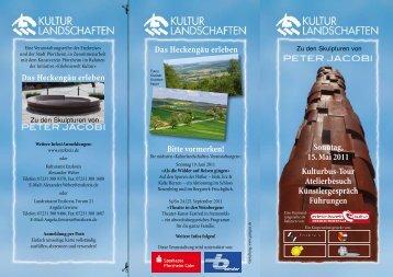 Sonntag, 15. Mai 2011 Kulturbus-Tour Atelierbesuch ...