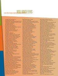 VOLUNTEERS - Denver Metro Chamber Leadership Foundation