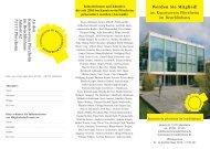Werden Sie Mitglied! - Kunstverein Pforzheim im Reuchlinhaus eV