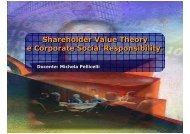 Slide integrative - Economia