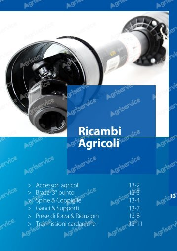 Ricambi Agricoli - Agriservice