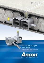 Ancon HLD_ESD Brochure 09:- - Ancon Building Products