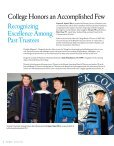 Process and Progress through the Liberal Arts - Hartwick College - Page 6