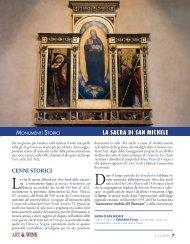 La Sacra di San Michele - Art & Wine