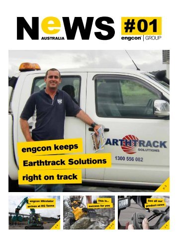 Australia NeWS 2011 #1 - Engcon COM