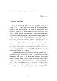 Cooperativismo e teoria economica di Bruno Jossa.pdf