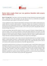 Roche Italia sceglie Esker per una gestione flessibile delle proprie ...