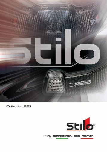 Stilo's catalogue 2011 - Rally