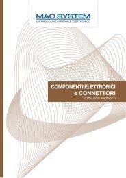Connettori e Componenti Elettronici.pdf - Mac System S.a.s.