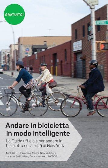 Andare in bicicletta in modo intelligente - NYC.gov