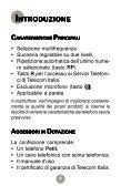 Telefono Petit - Manuale d'uso - Telecom Italia - Page 3