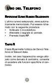Telefono Petit - Manuale d'uso - Telecom Italia - Page 7
