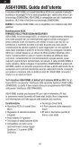 AS6410NBL Guida dell'utente - Spektrum - Page 3