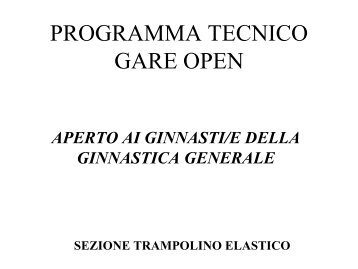 614 - Tramp.Elastico file pdf - Comitato Regionale Lazio F.G.I.