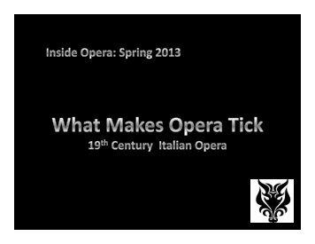 Session 1 presentation - Wolf Trap Opera