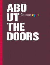 Scarica il catalogo tecnico About the doors - L'Invisibile