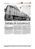 Neubau Justizzentrum II für die Stadt Bremen - Weser-Wohnbau - Seite 2
