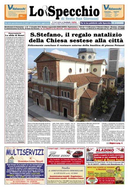Lo Specchio n.10 del 17 dicembre 2012.pdf - SpecchioSesto.it