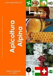 Apicoltura Alpina n. 1 - Associazione Produttori Apistici Sondrio