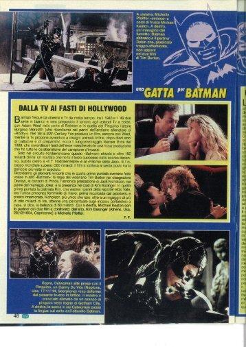 02. Tv Sorrisi e Canzoni 05.09.1992 – Batman il ritorno