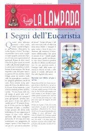 Anno 1 - n° 6 - Il Santuario del Miracolo Eucaristico