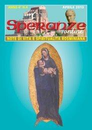 N° 4 Aprile 2013 - Sacro Monte Calvario